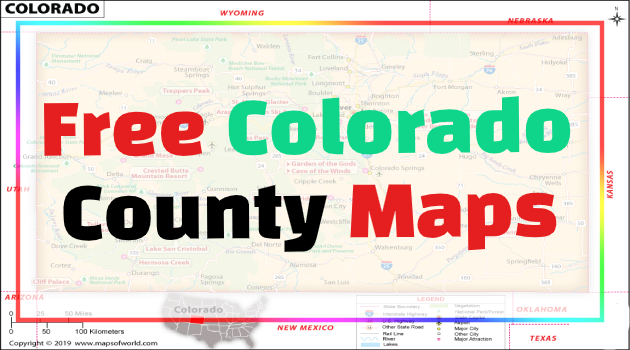 colorado county maps